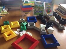 Wedgits building toy creations bulk set Golden Beach Caloundra Area Preview
