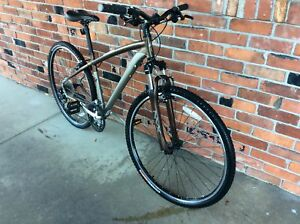 Hybrid Mountain Bike..virtually new