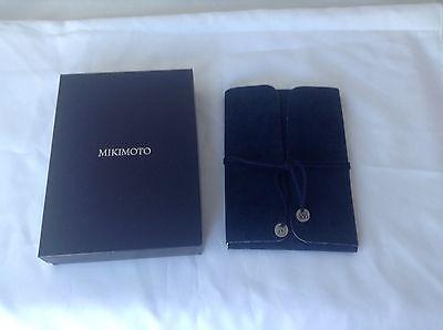 AUTHENTIC MIKIMOTO NECKLACE BOX