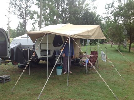 Extreme Off Road Camper Trailer - Camper trailer of the year Buderim Maroochydore Area Preview