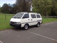 Toyota Van-has RWC-cold A/C-very tidy Burleigh Heads Gold Coast South Preview