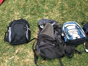 Hiking Pack and Back Packs Warabrook Newcastle Area Preview