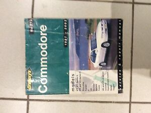 Commodore workshop manual Durack Palmerston Area Preview