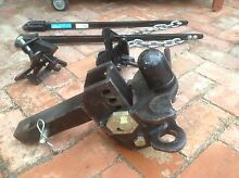 Hayman Reece weight distribution system/ sway bars Semaphore Port Adelaide Area Preview