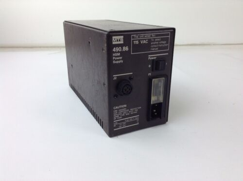 MTS 490.86 HSM Power Supply