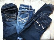 Size 14/16 Girls Shorts Lot