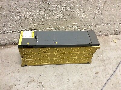 Fanuc Capacitor Module Unit, # A06B-6083-H218, Used, WARRANTY