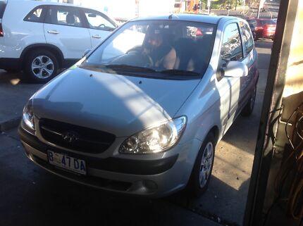 HYUNDAI  Getz. Automatic. Hobart CBD Hobart City Preview