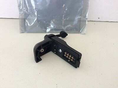 Motorola Ntn5664d Astro Saber Keyloader Adaptor - New - In Sealed Bag - 1 Each