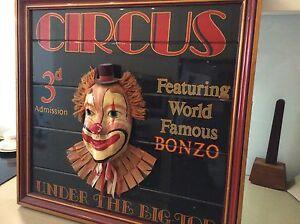 Circus Wall Hanging Mosman Mosman Area Preview