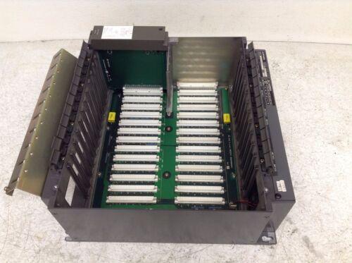 Mitsubishi CNC FCAM335 Numerical Control System Rack Chassis MC03IC FCA-M335