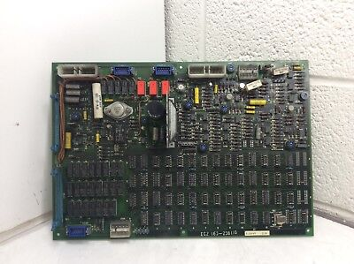 Sanyo / NEC PC Board, LEBLOND MAKINO, EC2 163-238110 163-265214, Used