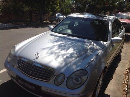 Mercedes Benz e270d for sale