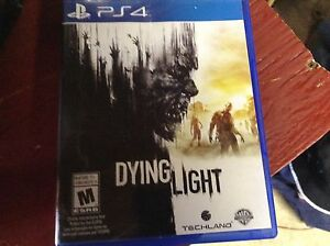 Dying light PS4 $15 OBO
