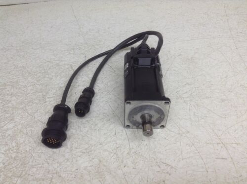 Tamagawa Applied Motion A0400-101-4-000 AC Servomotor 100 V 400 W A04001014000