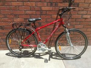 AVANTI PIONEER FULL ALLOY BIKE 24SPEED SHIMANO GEARS WITH CARRIER South Fremantle Fremantle Area Preview