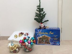 Assorted Christmas Decorations Connells Point Kogarah Area Preview