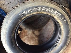 Tires from 2016 Dodge Ram 2500 $300.00