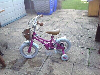 Girls Elswick Misty bike for 2-4 yers old