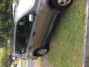 Nissan X-trail T31 wreaking for parts
