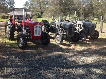 TRACTORS FOR SALE!  Wattle Ponds Singleton Area Preview