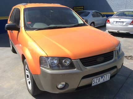2004 Ford Territory AWD Mordialloc Kingston Area Preview
