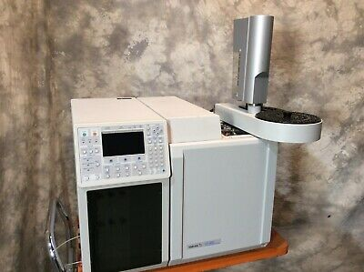 Varian Cp 3800 Gas Chromatograph Cp 8400 Autosampler Chromatography