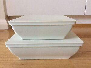 Tupperware zen containers twin set Weston Creek Preview