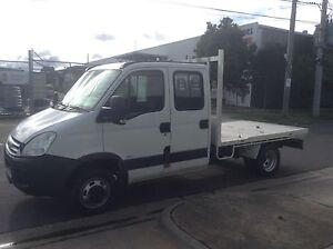 SN3416,Iveco Daily 50C18,5/2008,Dual Cab.$25,500 +on roads.LMCT8593. Keilor East Moonee Valley Preview