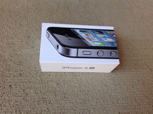 Apple iphone 4S 16GB  Box ONLY. Phone Not Included.