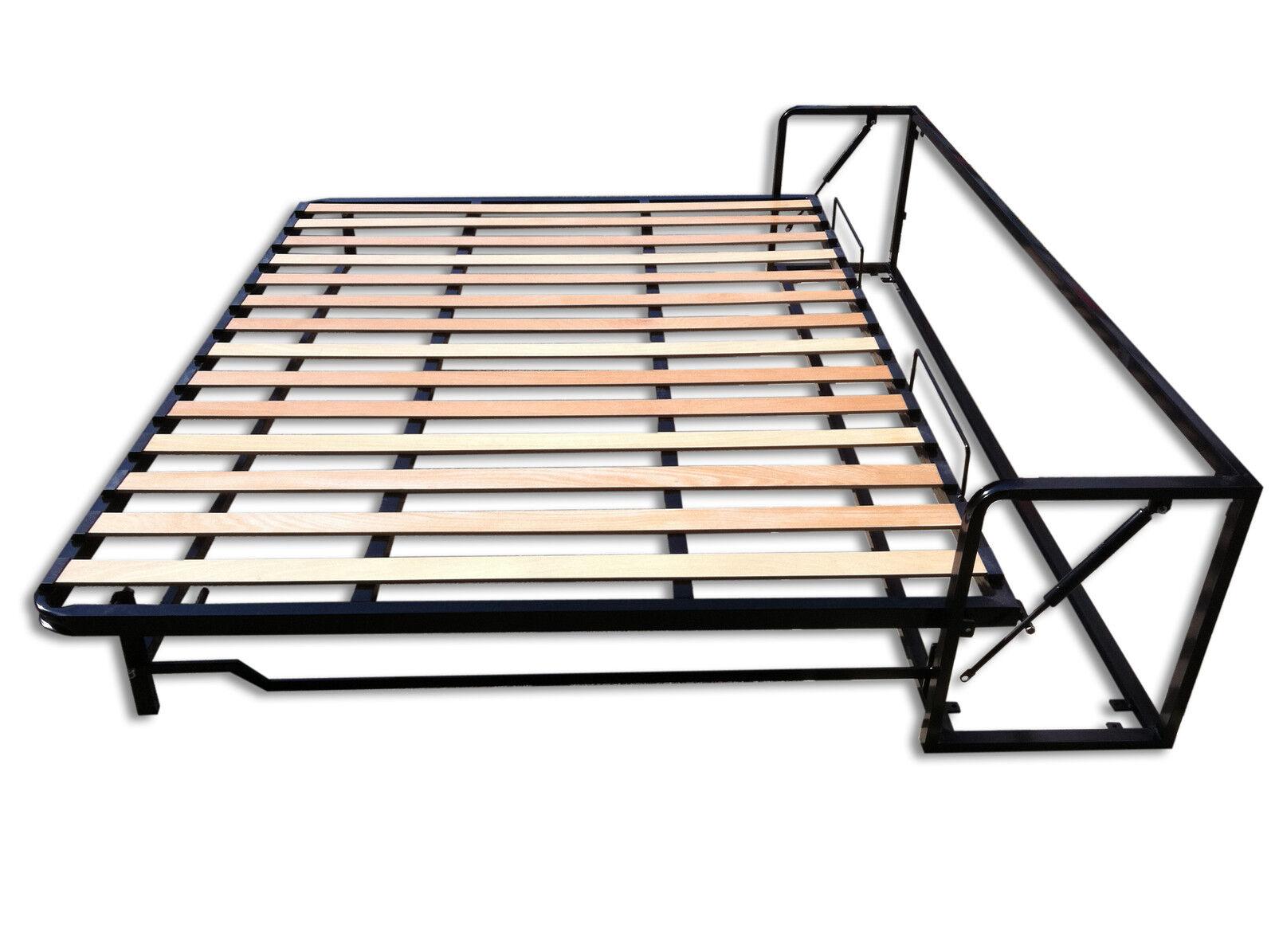 Somier cama abatible horizontal cama empotrable horizontal - Construir cama abatible ...