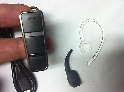 Motorola hx1 Endeavor Ear-Hook Headset noise assist stealth bluetooth ear.phone for sale  Shipping to India