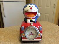 Doraemon Patapata Clock Pink SK Official Gift