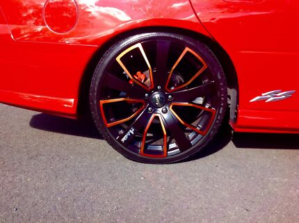 20 inch Advanti Tourers  Macquarie Fields Campbelltown Area Preview
