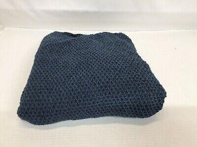 Paulato by Gaico 1-Seater Toscano Stretch Slipcover Denim Blue  Denim Solid Furniture Slipcover