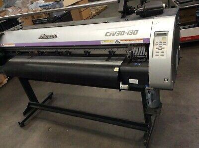 Mimaki Cjv30-130 Wide Format Printer Cutter