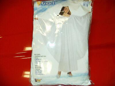 ANGEL WOMEN HALLOWEEN COSTUME CHURCH PERFORMANCE ONE SIZE](Halloween Performance)