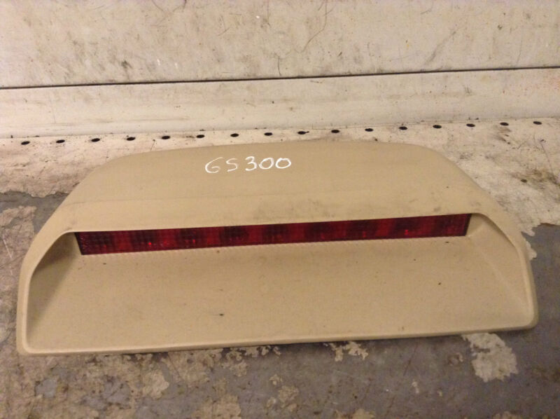 Lexus GS300 Rear deck stop light
