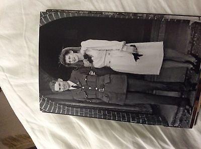 M17b8 6x4 Inches reprint Photograph ww2 Wedding Couple bride a052 at church