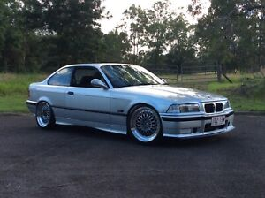 1993 BMW 325i Manual Coupe with M3 Body Kit