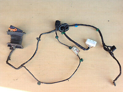 VW GOLF MK5 REAR DOOR WIRING LOOM N/S PASSENGER LEFT SIDE 2004-2008