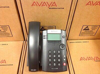 Polycom Vvx201 Voip 2 Line Desktop Office 2201-40450-001 W Handset Stand