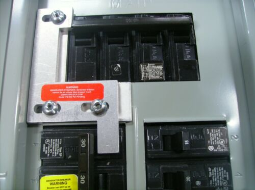 ITE-200A Siemens ITE Generator interlock kit 150 or 200 Amp Panel LISTED