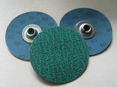 3 Sanding Disc-type S Socatt 3660 Grit-50 Pcs.