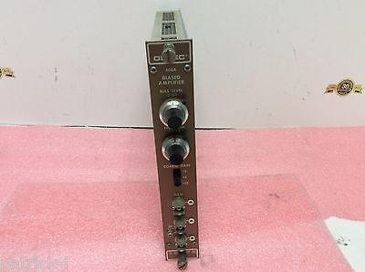 Ortec Egg Nim Computer Module Model 408a Biased Amplifier Bin Module