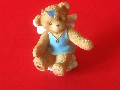 Cherished Teddies - Angel on. Cloud (March)