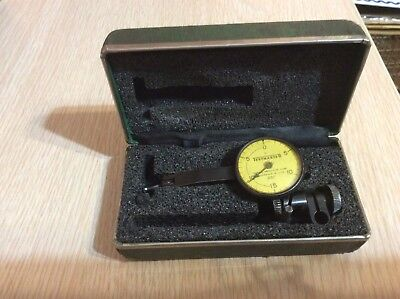 Federal Testmaster M-1 Dial Indicator .001 With Box