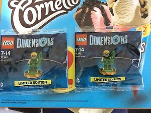 Limited edition Lego dimension minifig. Wandi Kwinana Area Preview