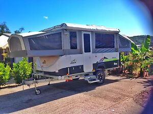 Jayco Swan Outback Camper Trailer Currumbin Waters Gold Coast South Preview