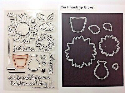 Коллекции марок Lawn Fawn Our Friendship